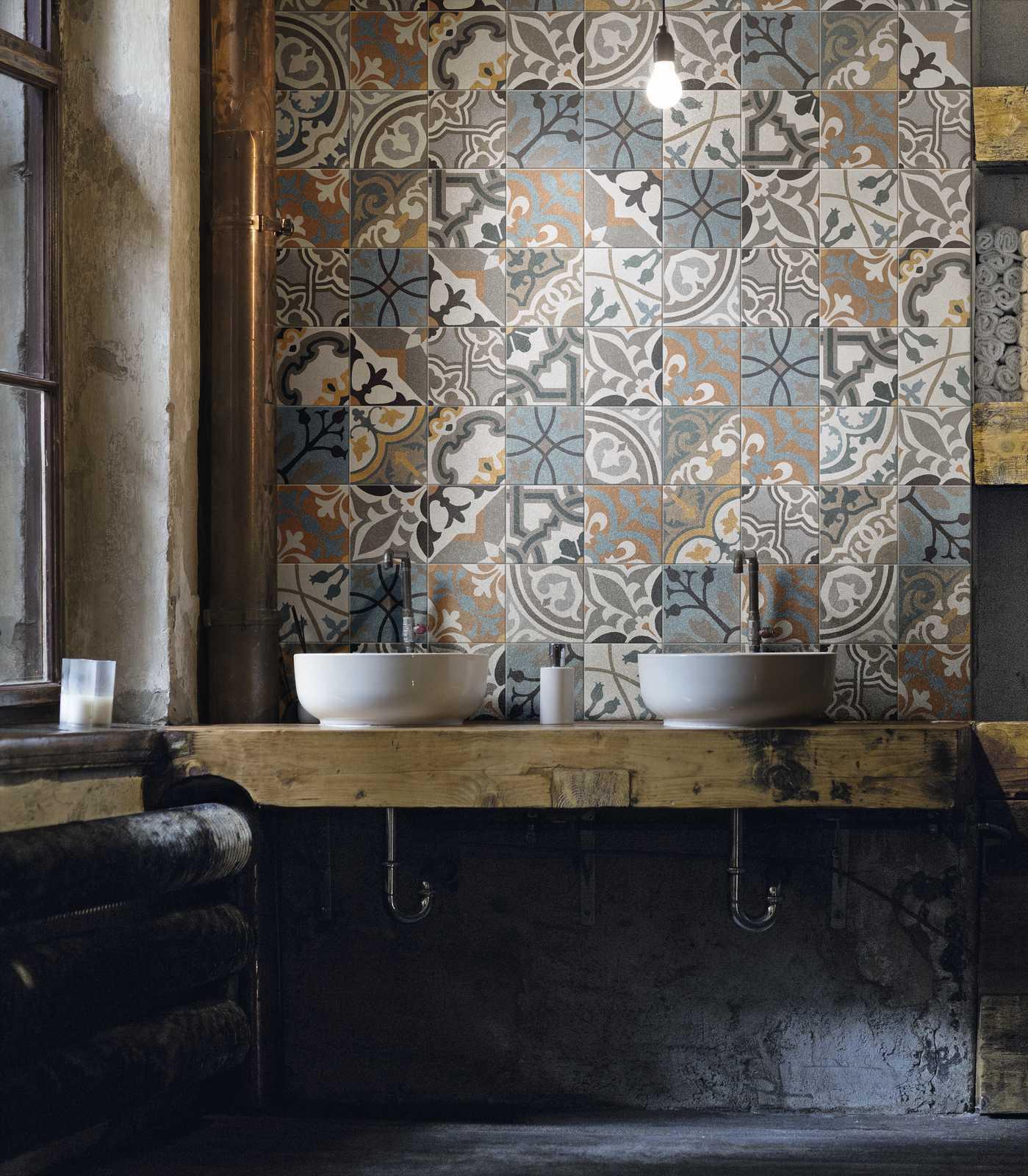Rivestimento Bagno Con Maioliche piastrelle bagno in ceramica | ragno