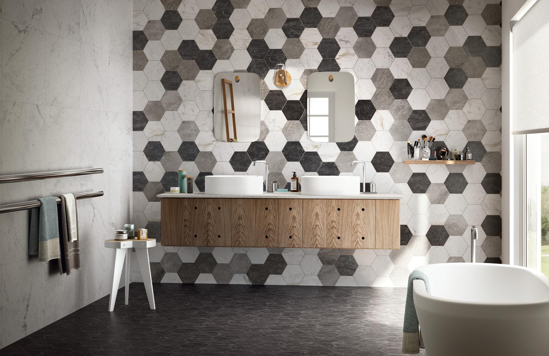 Pavimenti esagonali ragno prezzi ceramiche ragno best pavimenti