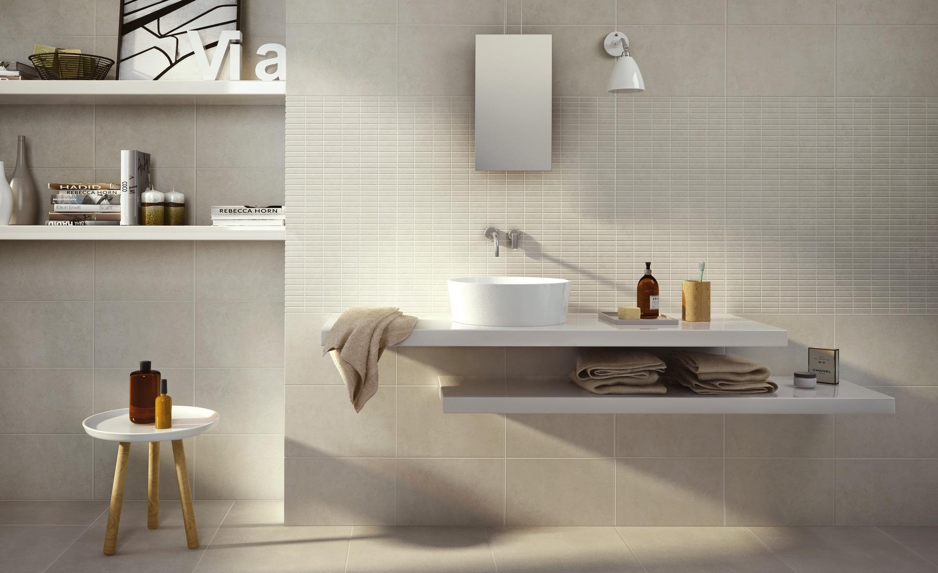 Collezione casablanca ceramica per bagno e cucina ragno