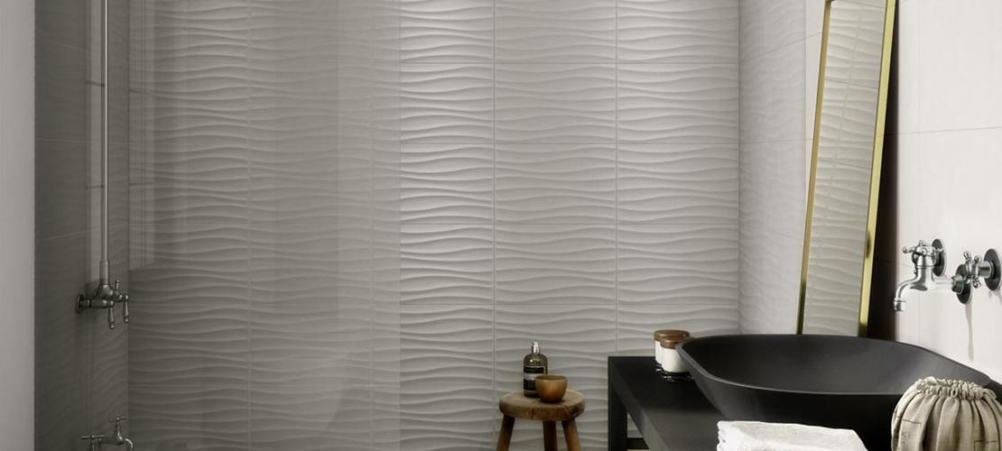 Piastrelle grigio pavimenti e rivestimenti ragno for Piastrelle bianche con venature grigie