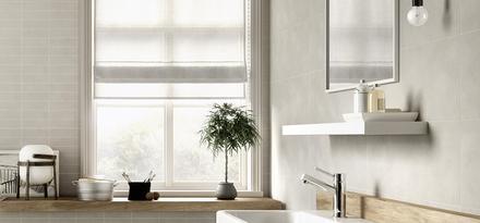 Piastrelle per bagno colore grigio ragno - Colore per piastrelle ...