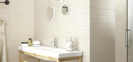 Piastrelle per bagno colore bianco ragno - Colore piastrelle bagno ...