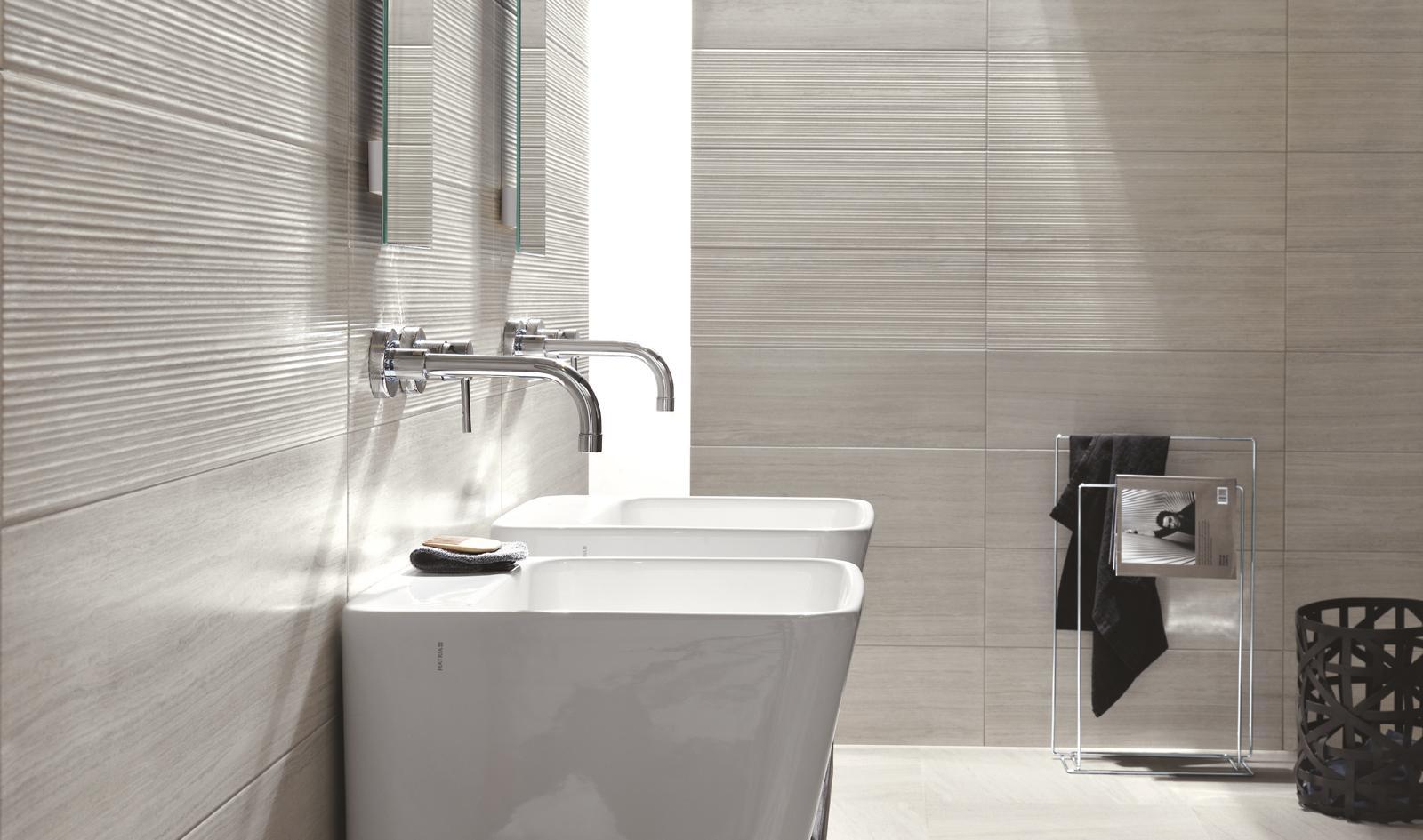 Collezione natural rivestimenti per il tuo bagno ragno