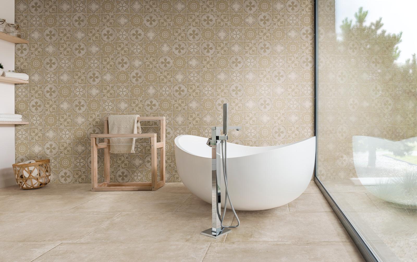 Piastrelle Bianche Diamantate Bagno piastrelle bagno in ceramica | ragno