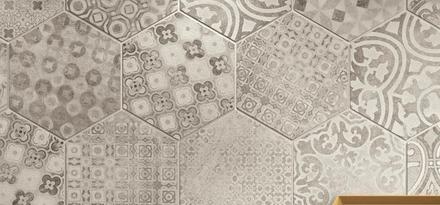 Gres porcellanato effetto cotto e cemento per cucina ragno - Piastrelle ragno rewind ...