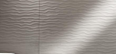 Gres porcellanato effetto cotto e cemento colore grigio - Piastrelle ragno rewind ...