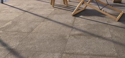 Gres porcellanato effetto pietra per contract ragno for Ragno stoneway