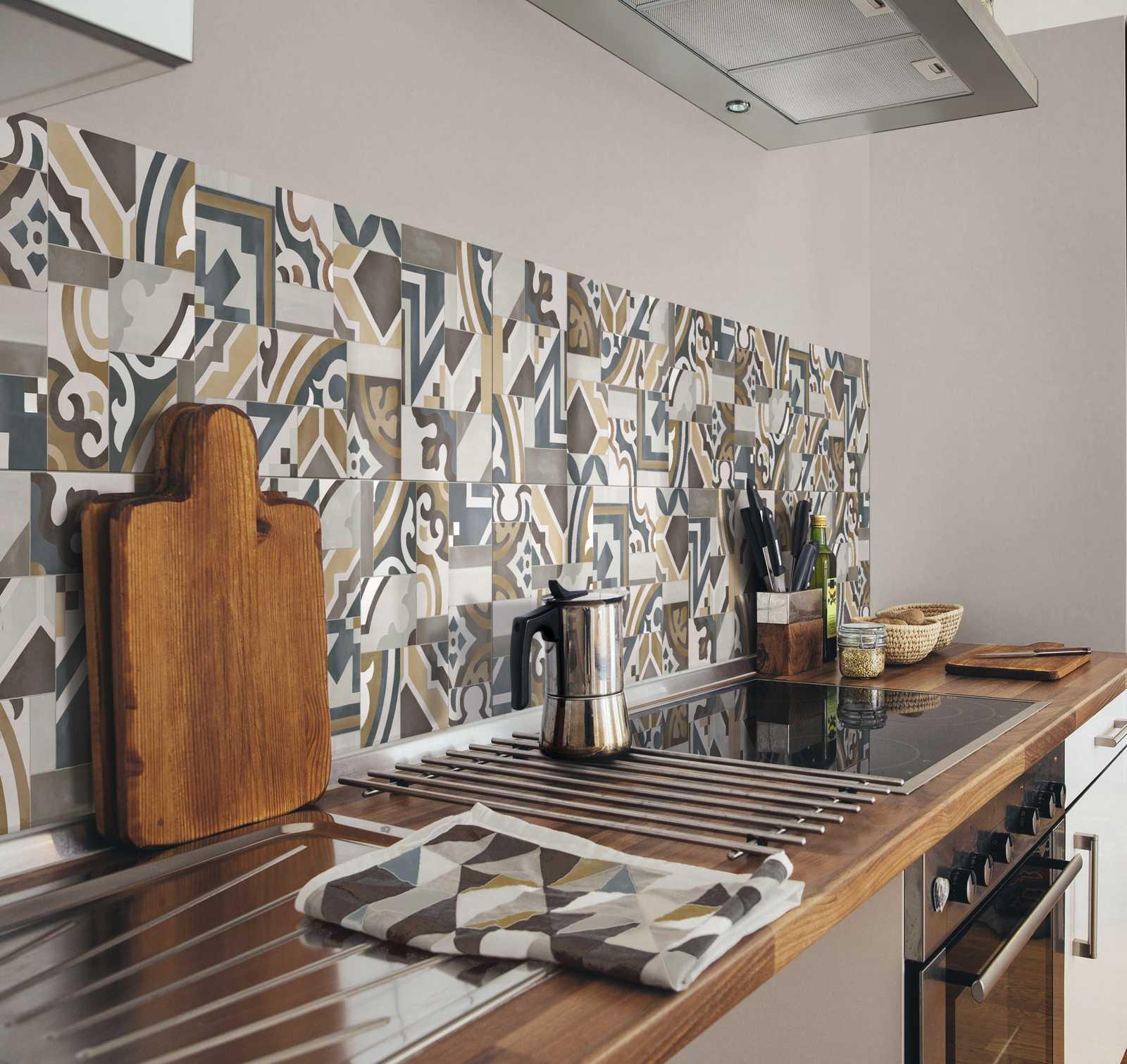 Piastrelle Per Parete Cucina piastrelle cucina: versatilità ed eleganza | ragno