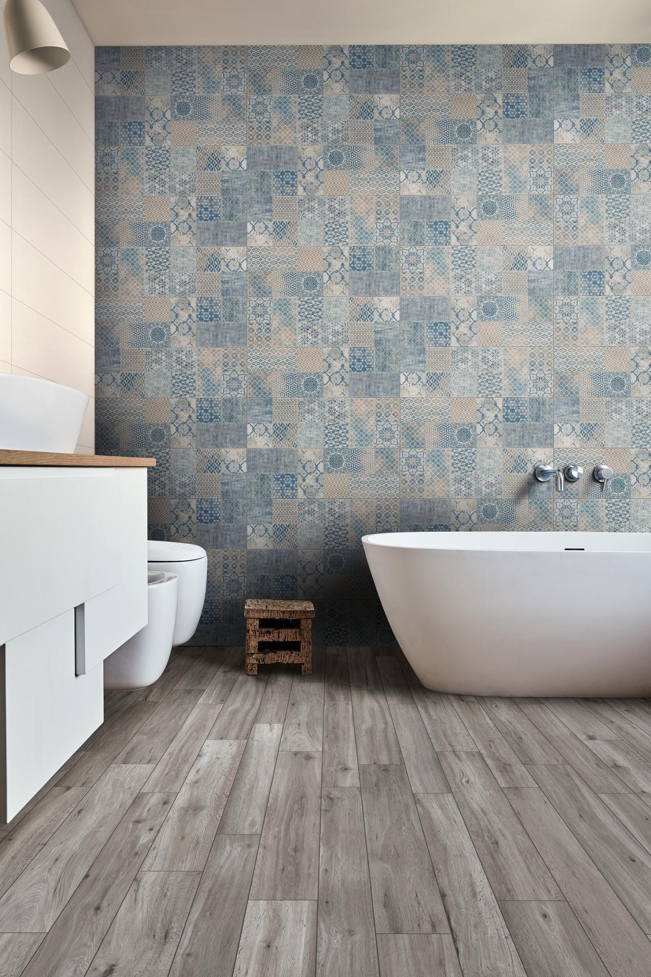 Piastrelle Bagno Mosaico Viola piastrelle bagno in ceramica | ragno