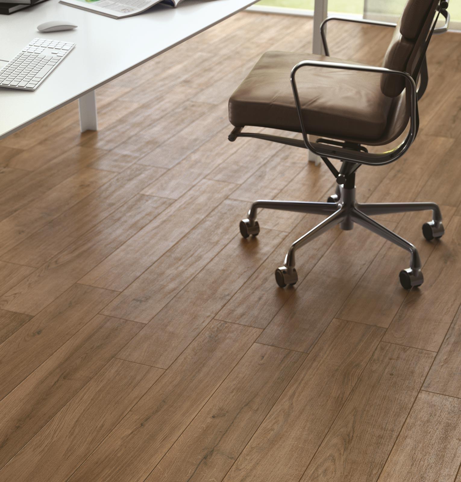 Pavimento Effetto Parquet Marazzi collezione woodpassion: gres porcellanato effetto legno | ragno