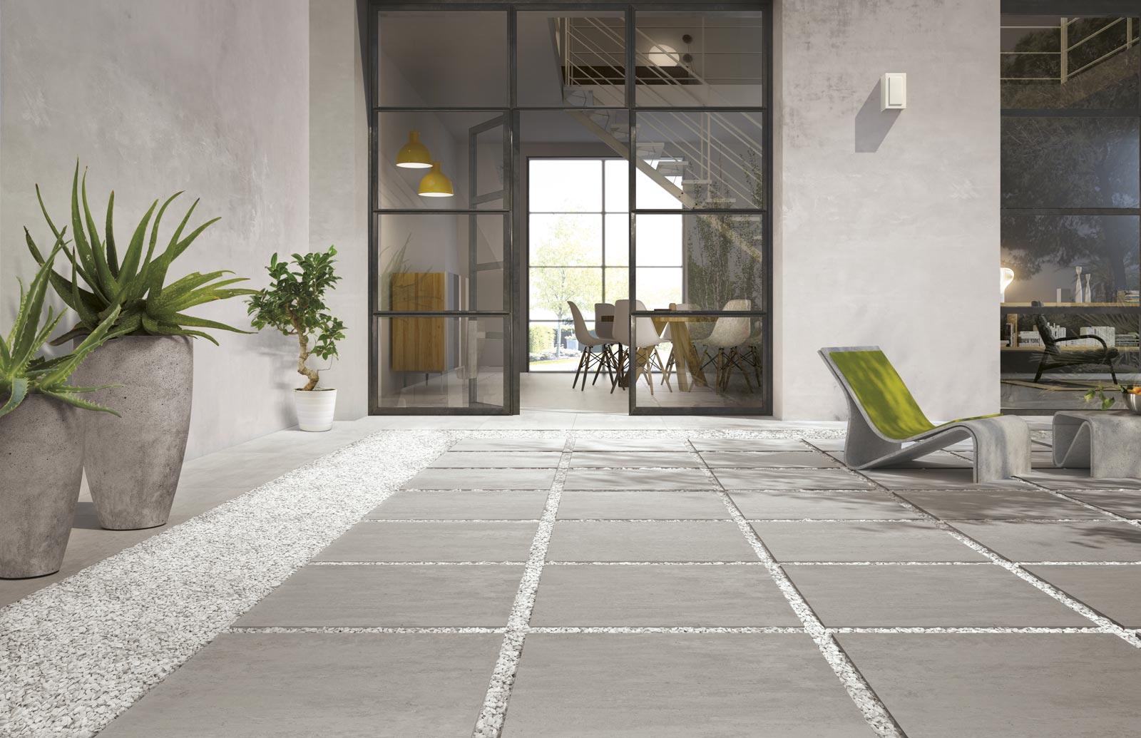 Rivestimenti per esterni e pavimentazione per giardini ragno