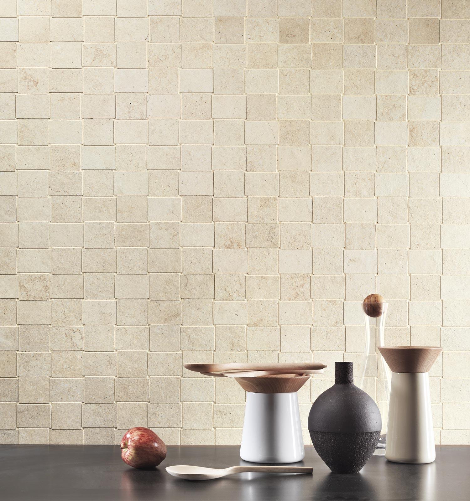 Gres effetto pietra realstone per interni ed esterni ragno - Coprire le piastrelle della cucina ...