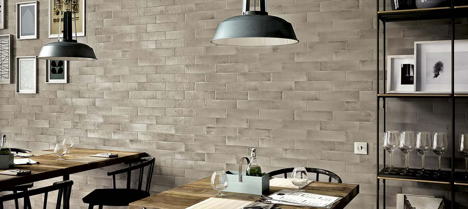 Rivestimenti e pavimenti in ceramica e gres porcellanato ragno - Una piastrella policroma per rivestimenti ...