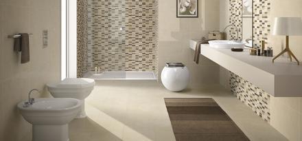 Collezione brio mosaici ceramici ragno - Mettere piastrelle bagno ...