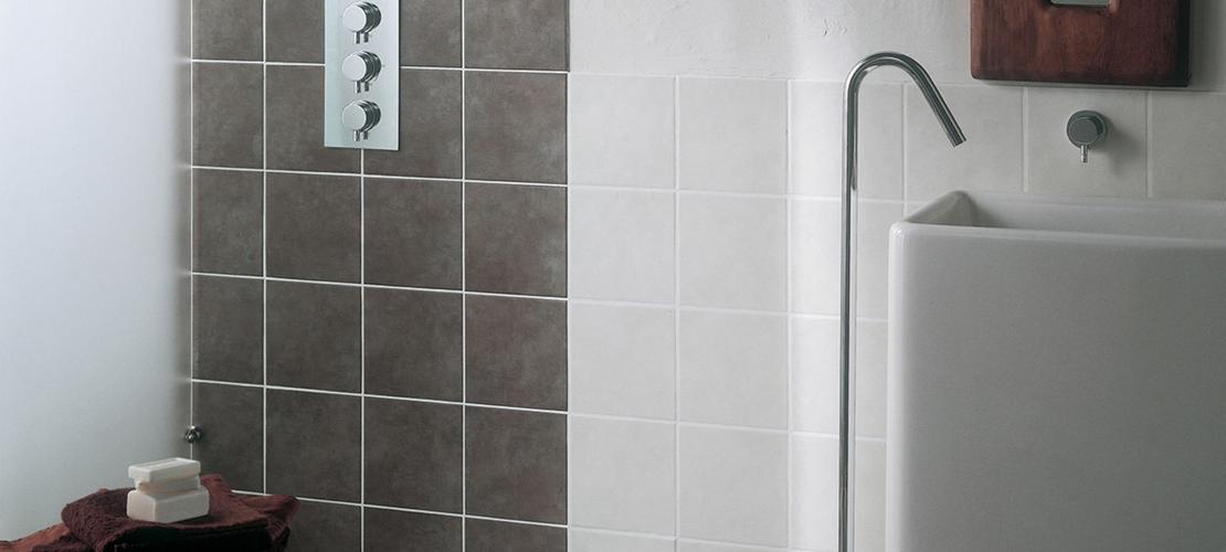 Minimal - piastrelle in ceramica per ambienti bagno | Ragno