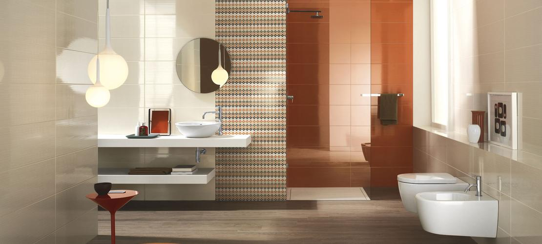 Collezione smart piastrelle colorate per bagno ragno - Mattonelle bagno ragno ...