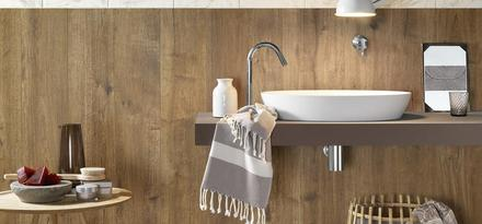 Gres porcellanato effetto legno parquet per bagno ragno - Piastrelle effetto legno per bagno ...