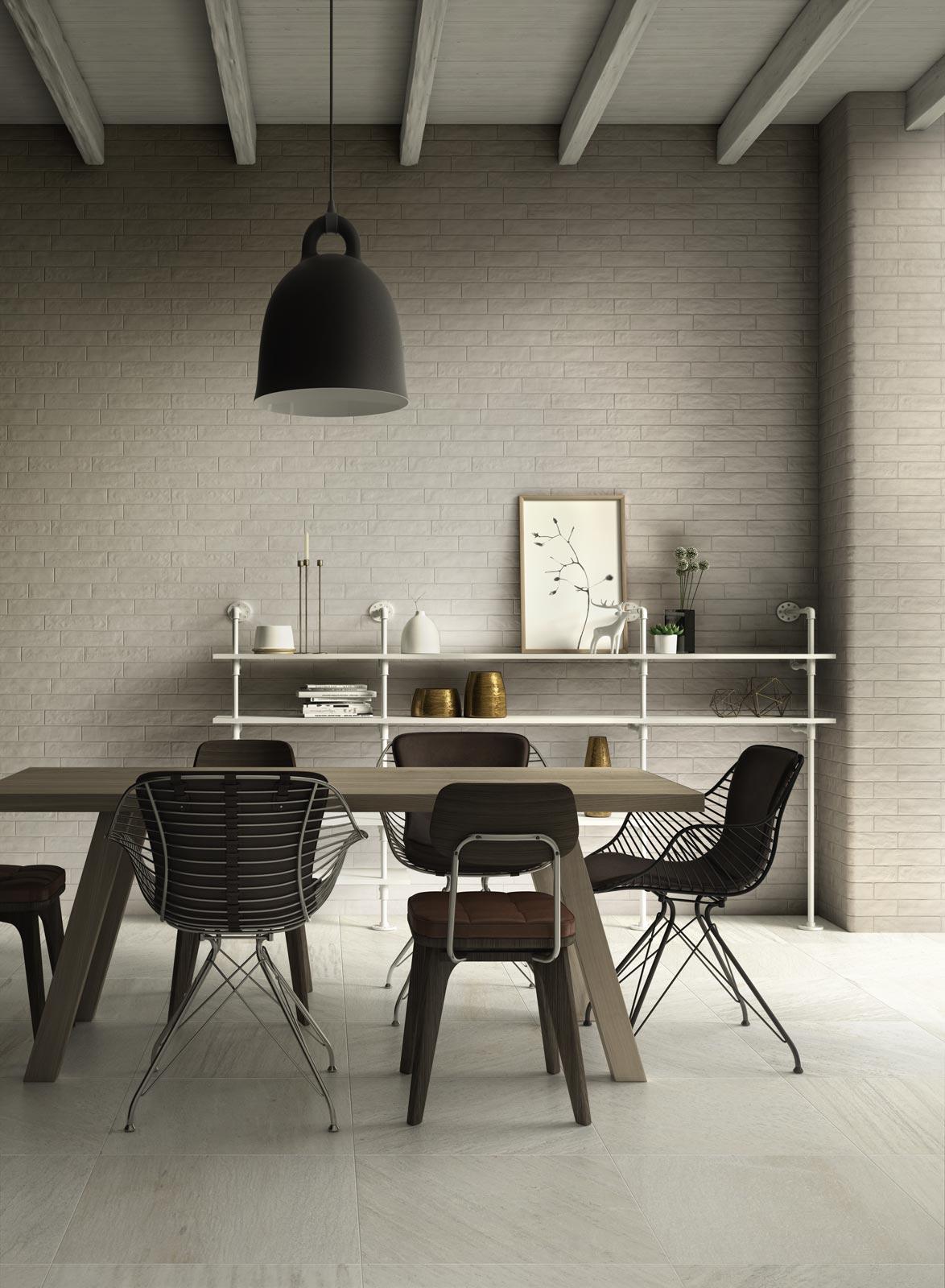 Disegno » Piastrelle Cucina Effetto Mattone - Ispirazioni Design ...