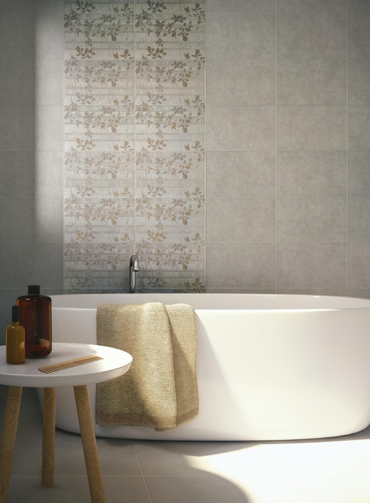 Bagno Con Mosaico Bianco : Collezione casablanca ceramica per bagno e cucina ragno