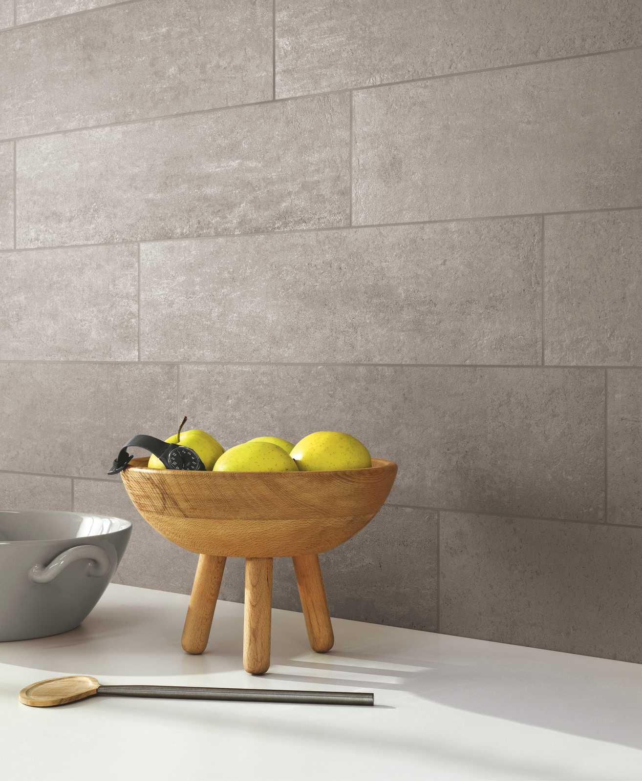 Collezione concept gres porcellanato effetto cemento ragno - Catalogo piastrelle marazzi ...