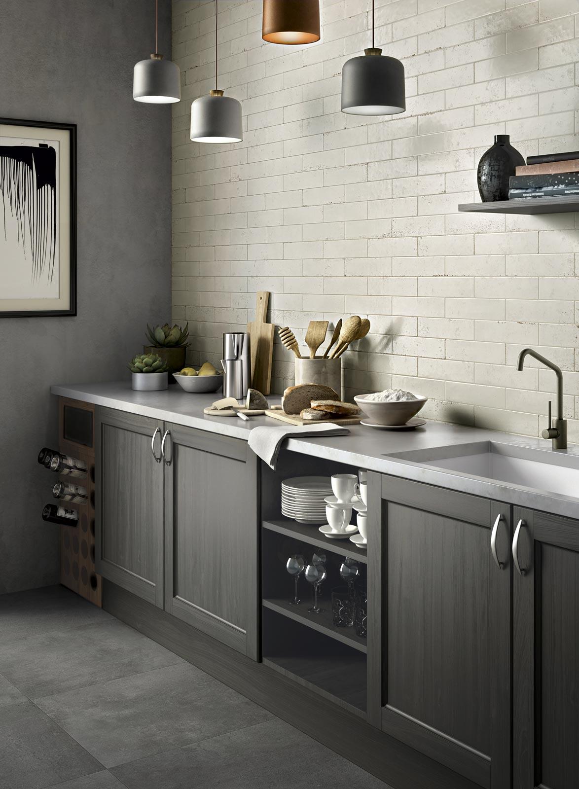 Emejing Piastrelle Cucina Design Pictures - bakeroffroad.us ...
