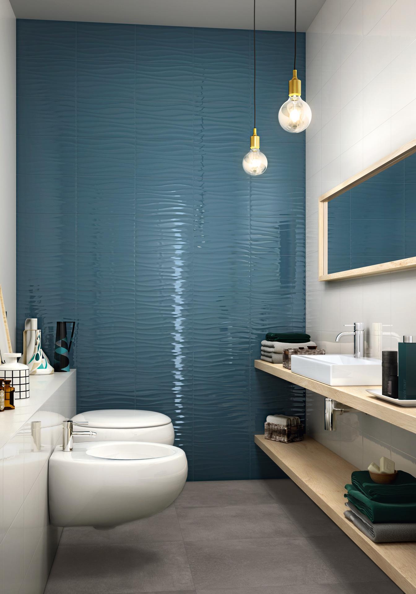 Piastrelle bagno in gres porcellanato ragno for Mosaic salle de bain