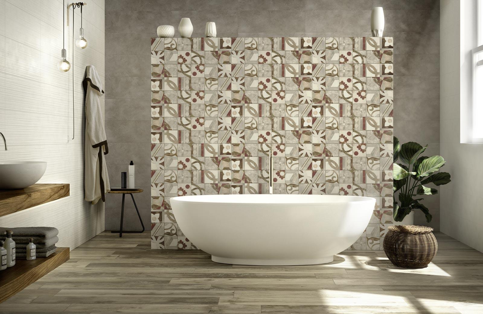 Piastrelle Bagno in Gres Porcellanato | Ragno