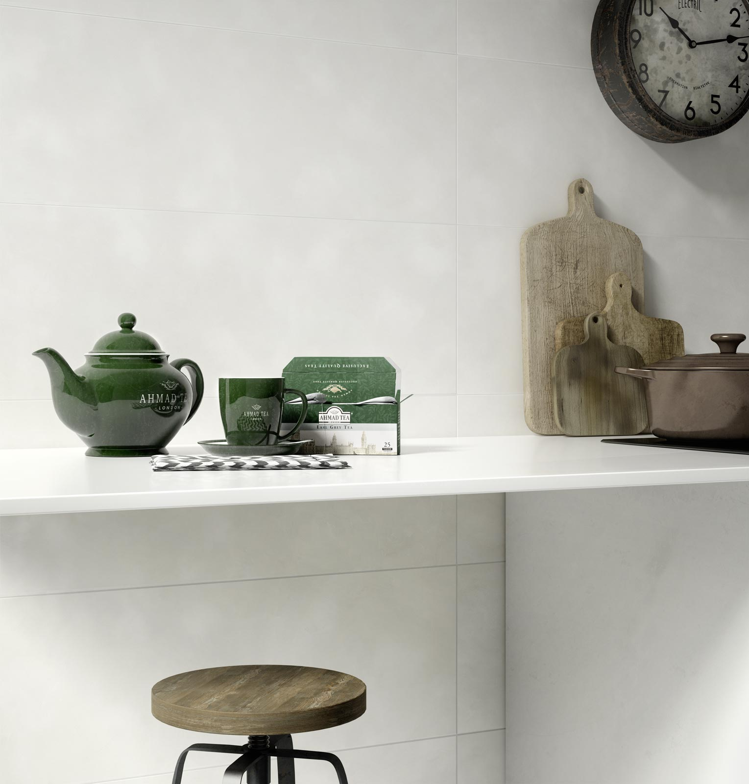 Piastrelle Cucina: versatilità ed eleganza | Ragno