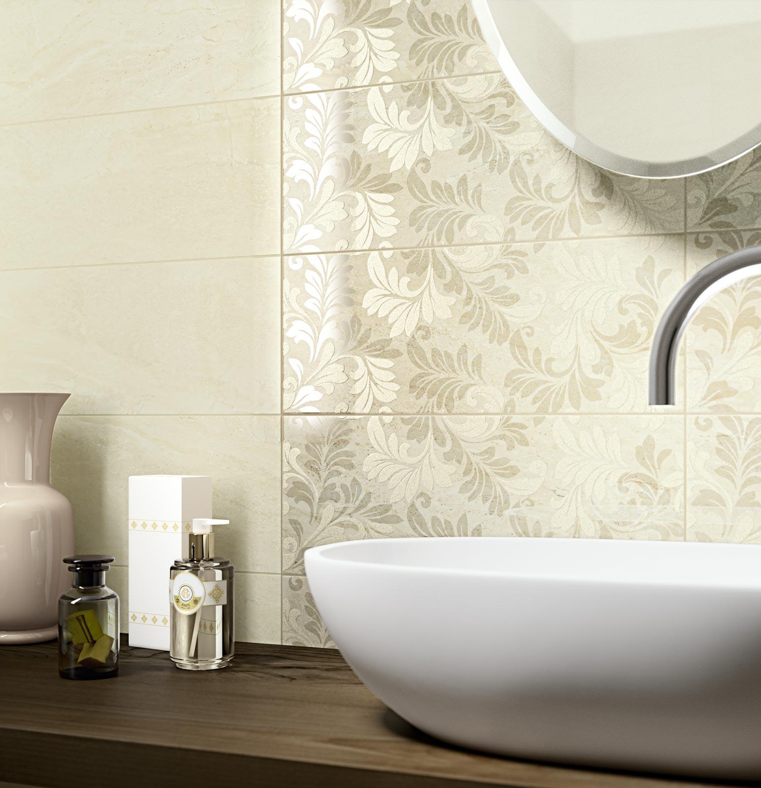 Collezione grace piastrelle in ceramica per il tuo bagno - Ragno rivestimenti bagno ...