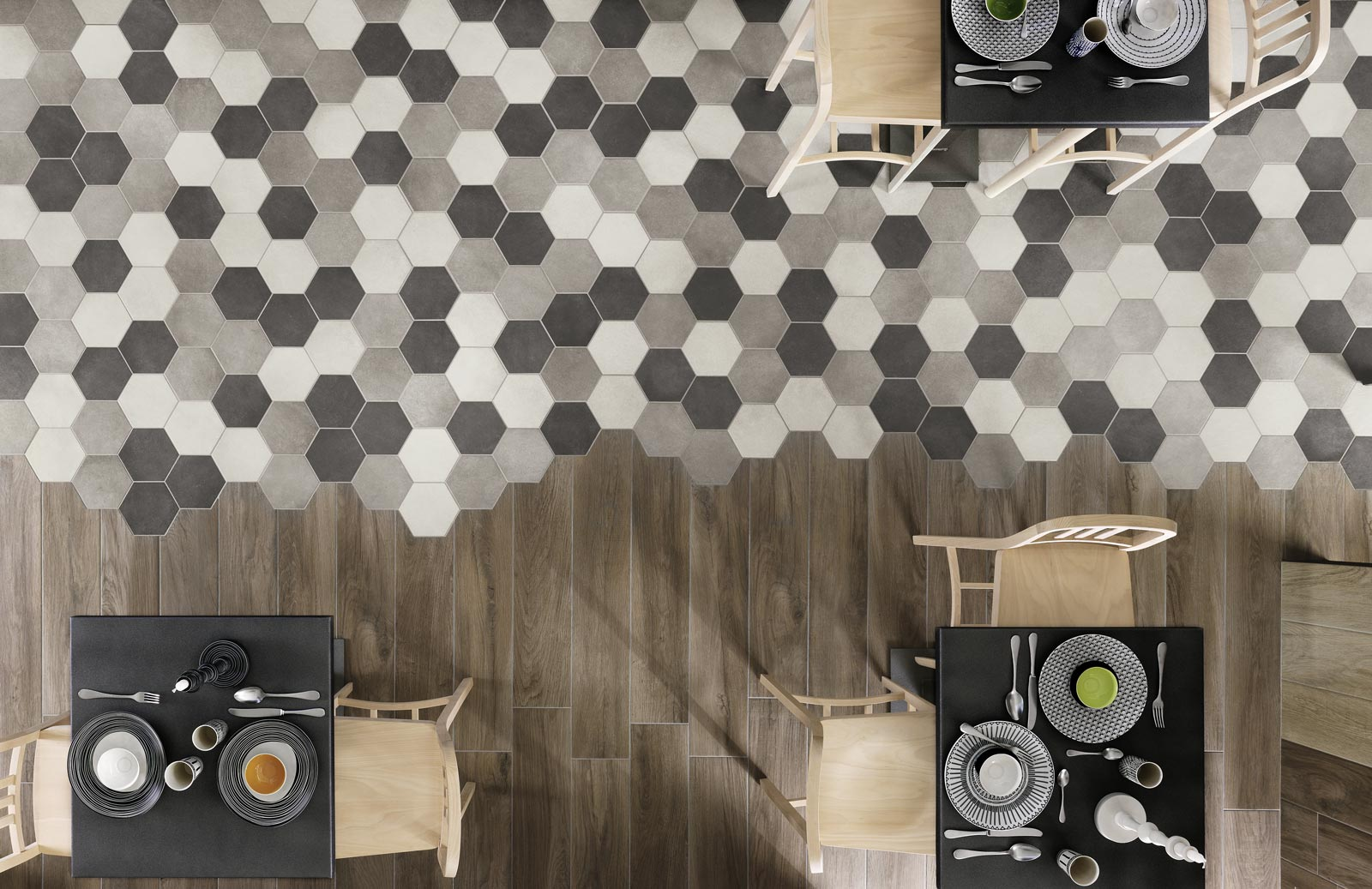 Conosciuto Collezione Rewind: Gres Porcellanato Effetto Cemento | Ragno JI77