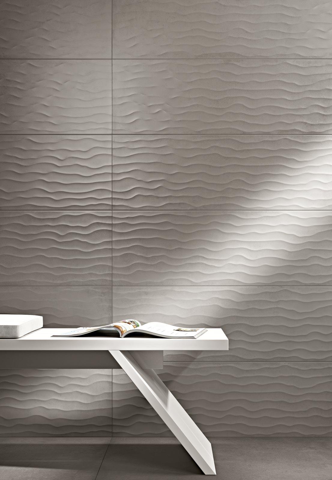 Collezione Rewind wall: piastrelle di ceramica effetto cotto e ...