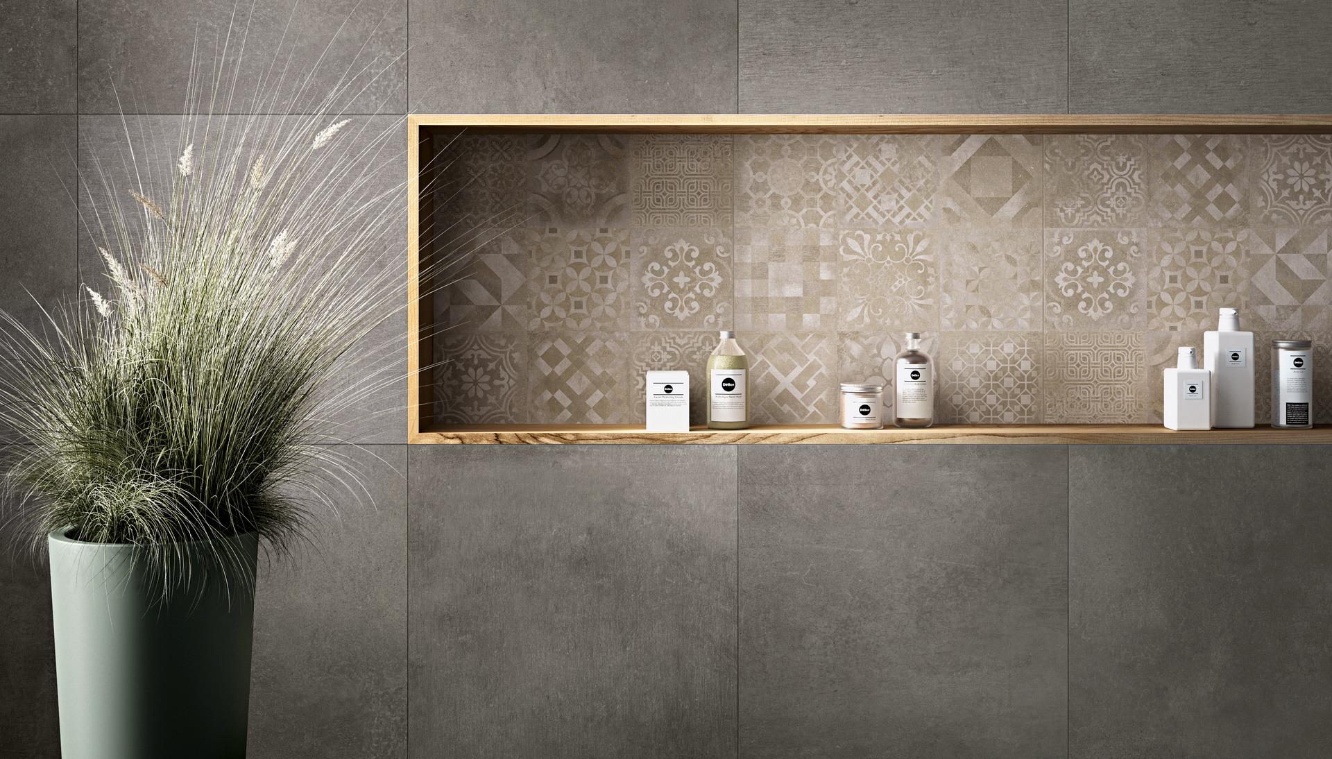 Collezione Studio Moderne Superfici In Cemento Ragno