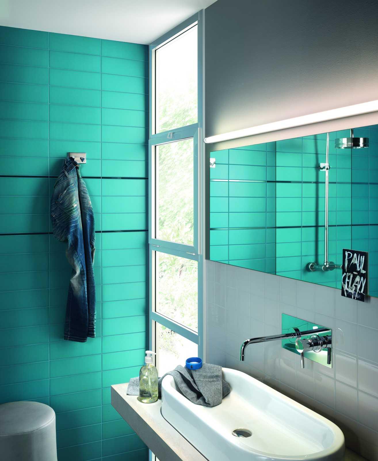 Collezione unitech rivestimenti dal colore accattivante - Mattonelle bagno ragno ...