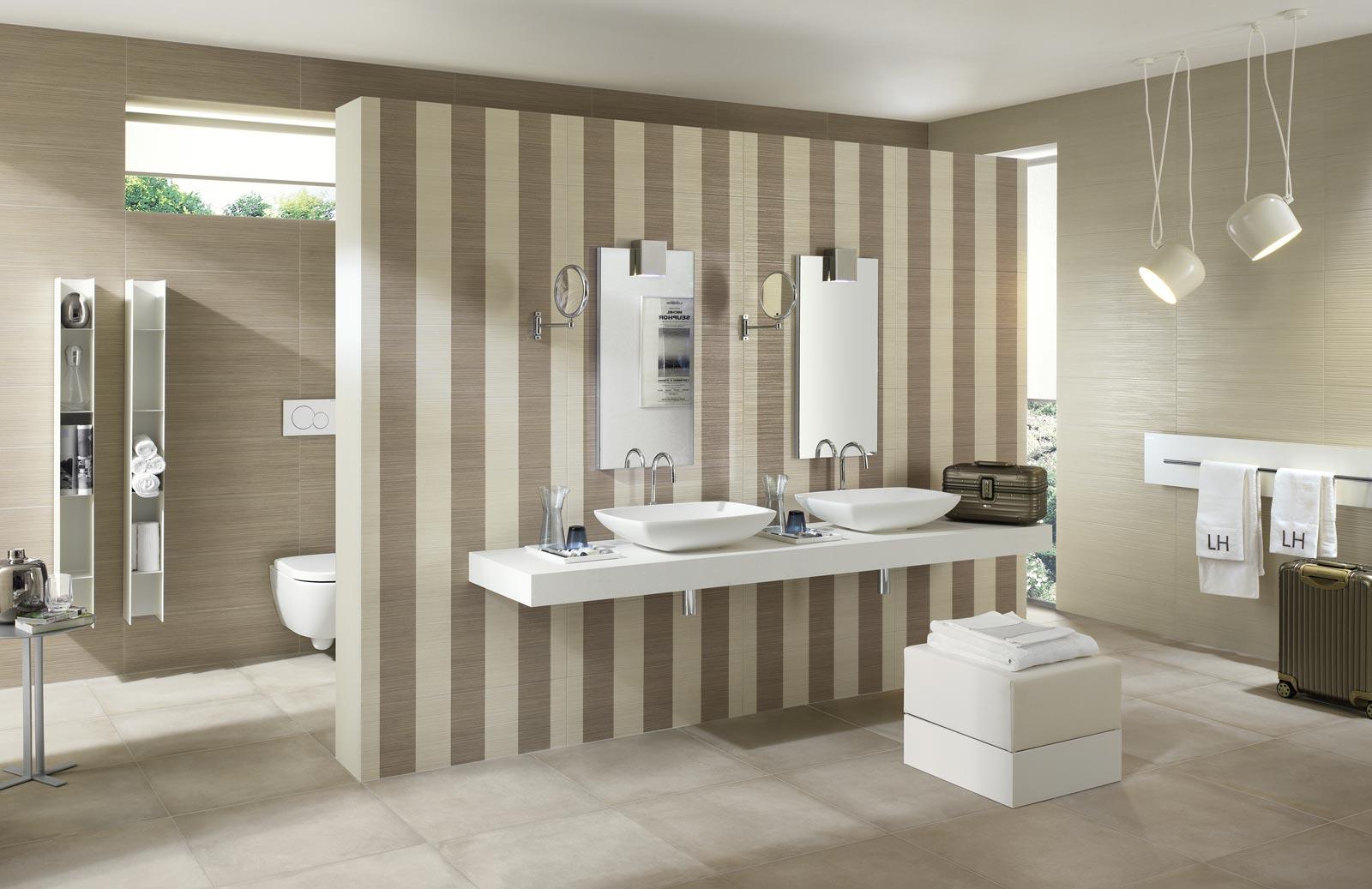 Collezione wallpaper rivestimenti classici per il bagno - Ragno ceramiche bagno ...