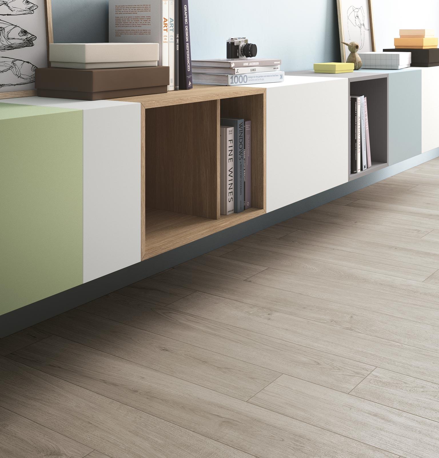 Collezione woodpassion gres porcellanato effetto legno ragno - Piastrelle floor gres ...