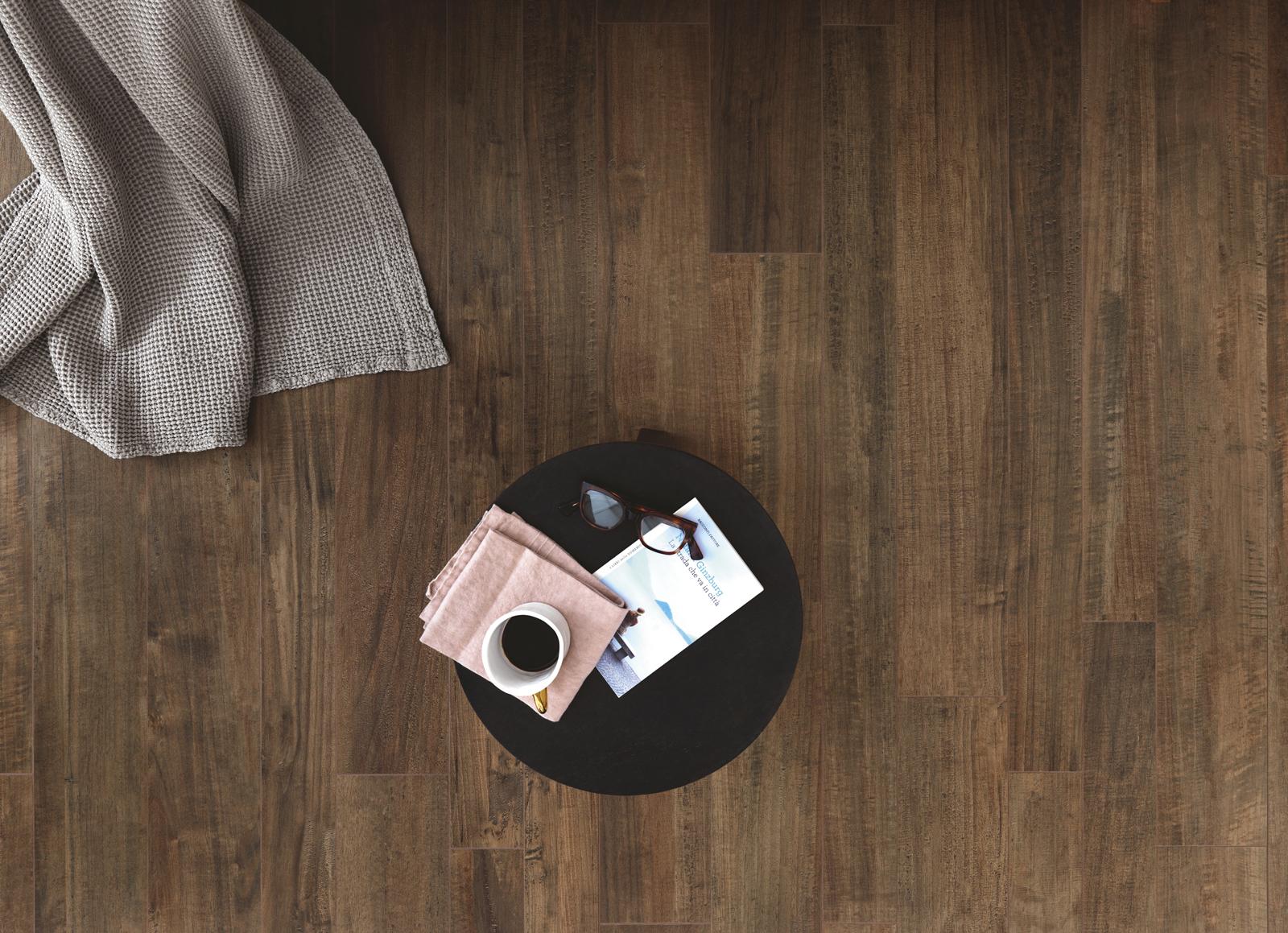 Collezione Woodstyle: Piastrelle di ceramica effetto legno  Ragno