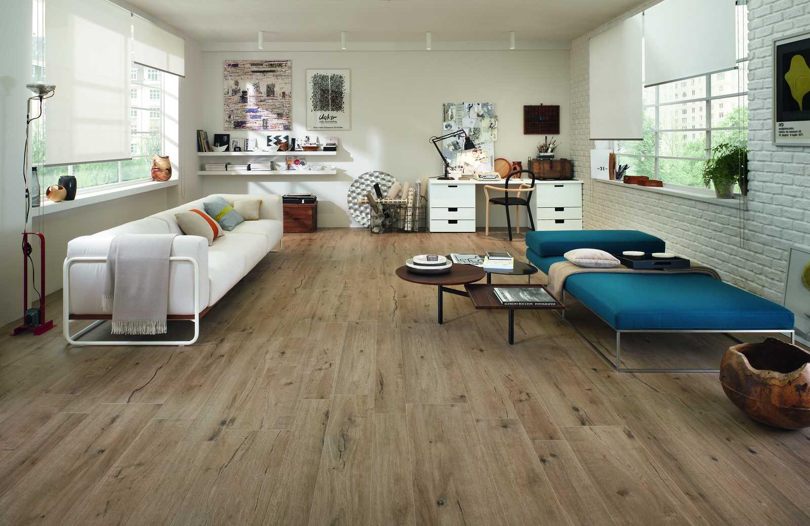 Collezione woodtale pavimenti in gres effetto legno ragno for Leroy merlin pavimenti gres effetto legno