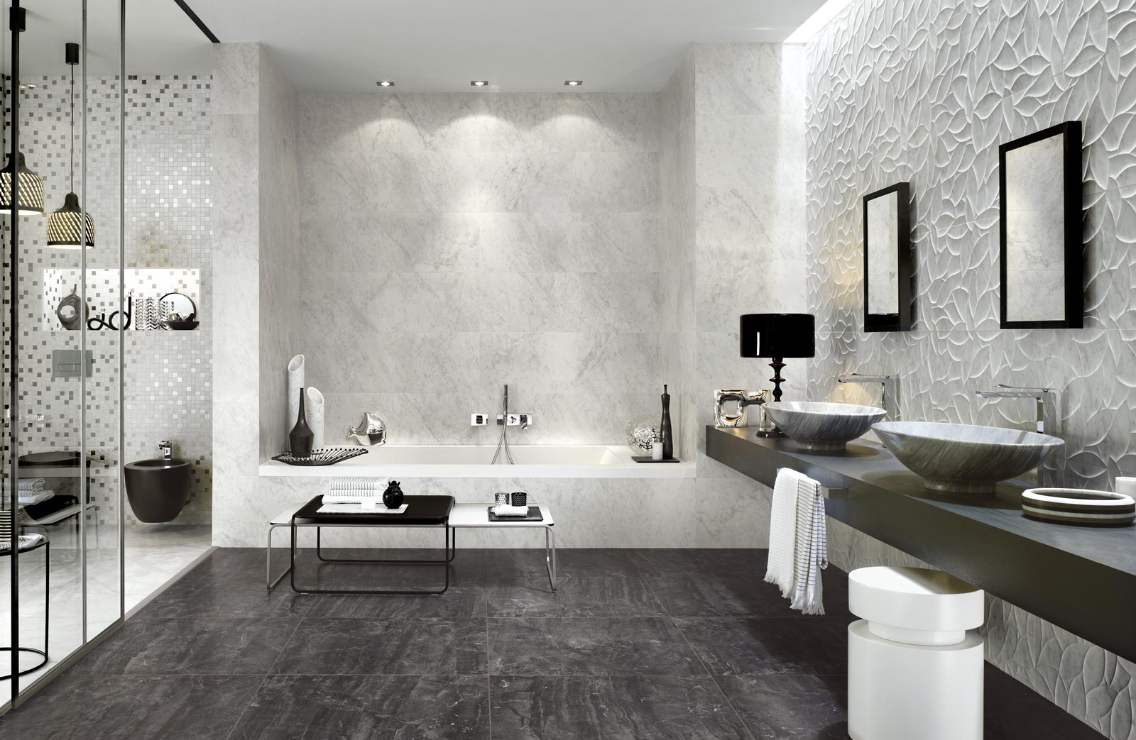 Collezione bistrot wall piastrelle in ceramica da - Ragno rivestimenti bagno ...