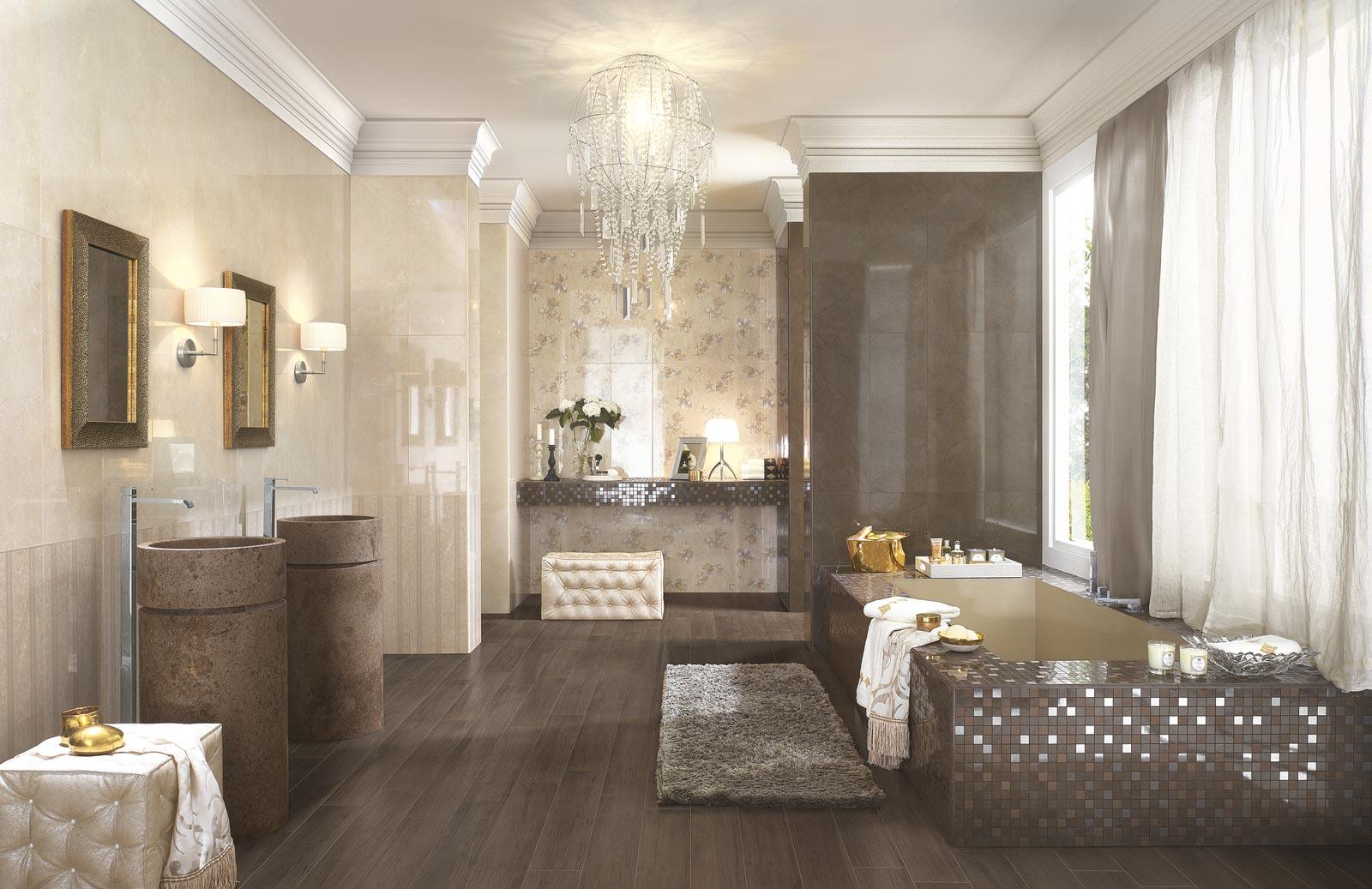 spesso Collezione Daylight: Rivestimenti bagno effetto marmo | Ragno EX77