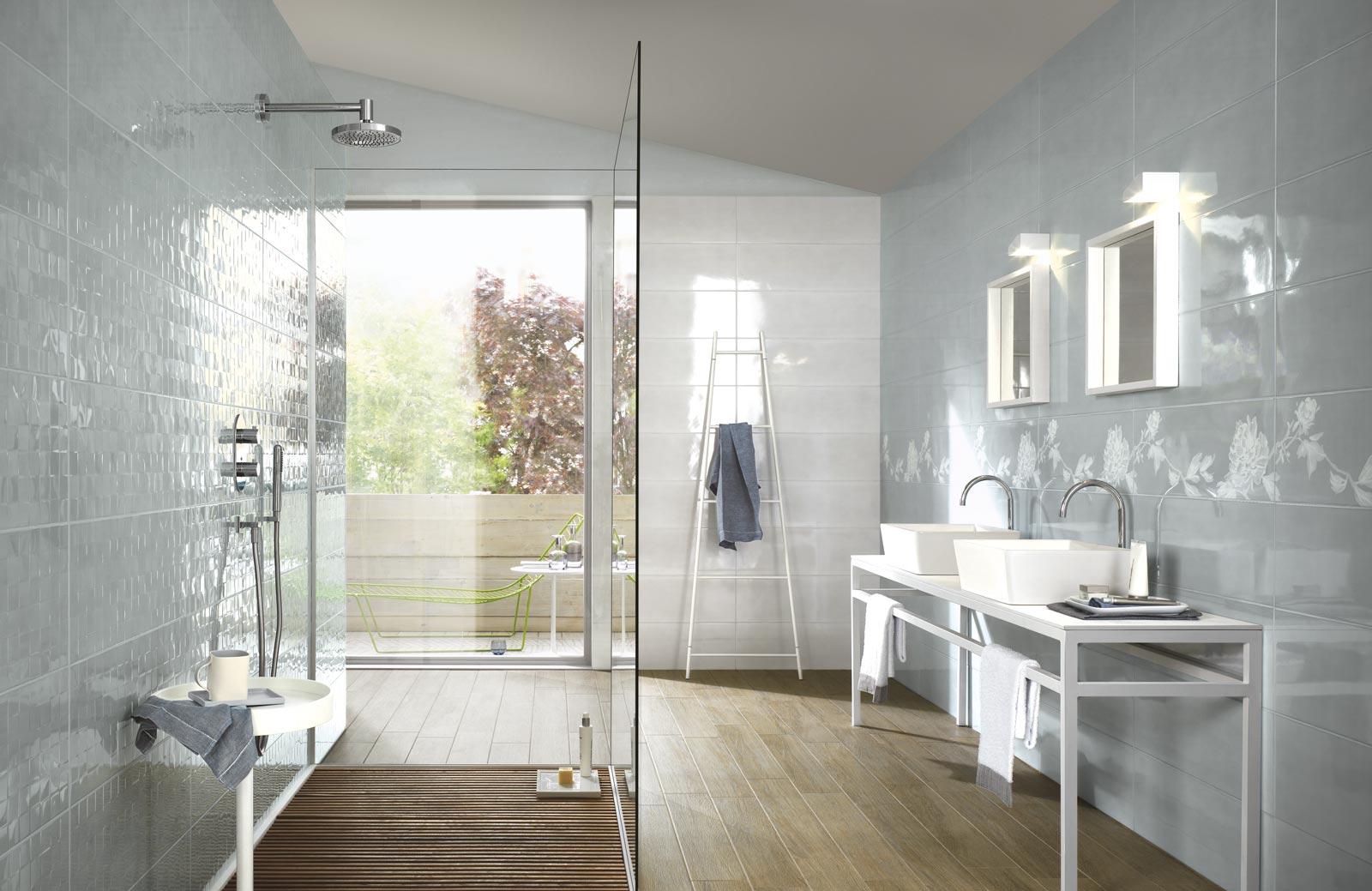 Collezione handmade rivestimenti bagno effetto lucido ragno - Deumidificatore per bagno ...