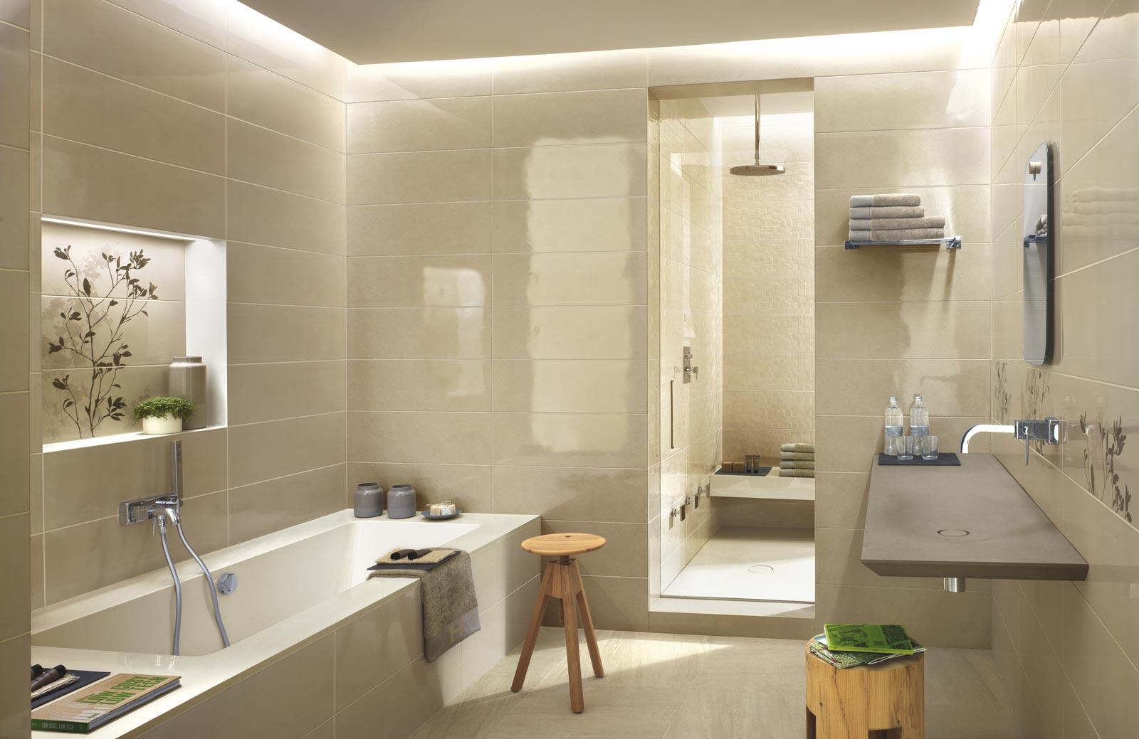 Rivestimenti bagno colori pastello design casa creativa e mobili