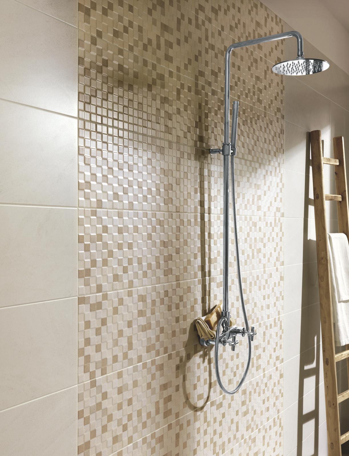 Mattonelle A Mosaico Per Bagno. Mosaico Cucina Bagno Vetro With ...