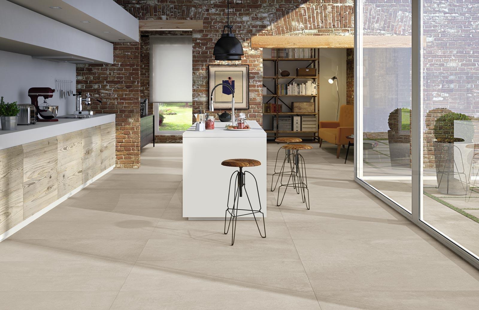 collezione rewind gres porcellanato effetto cemento ragno. Black Bedroom Furniture Sets. Home Design Ideas