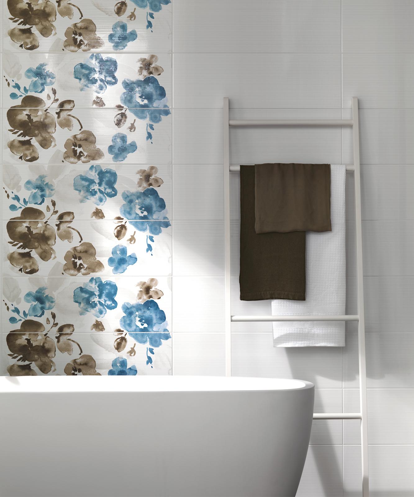 Collezione smart piastrelle colorate per bagno ragno - Piastrelle colorate per bagno ...