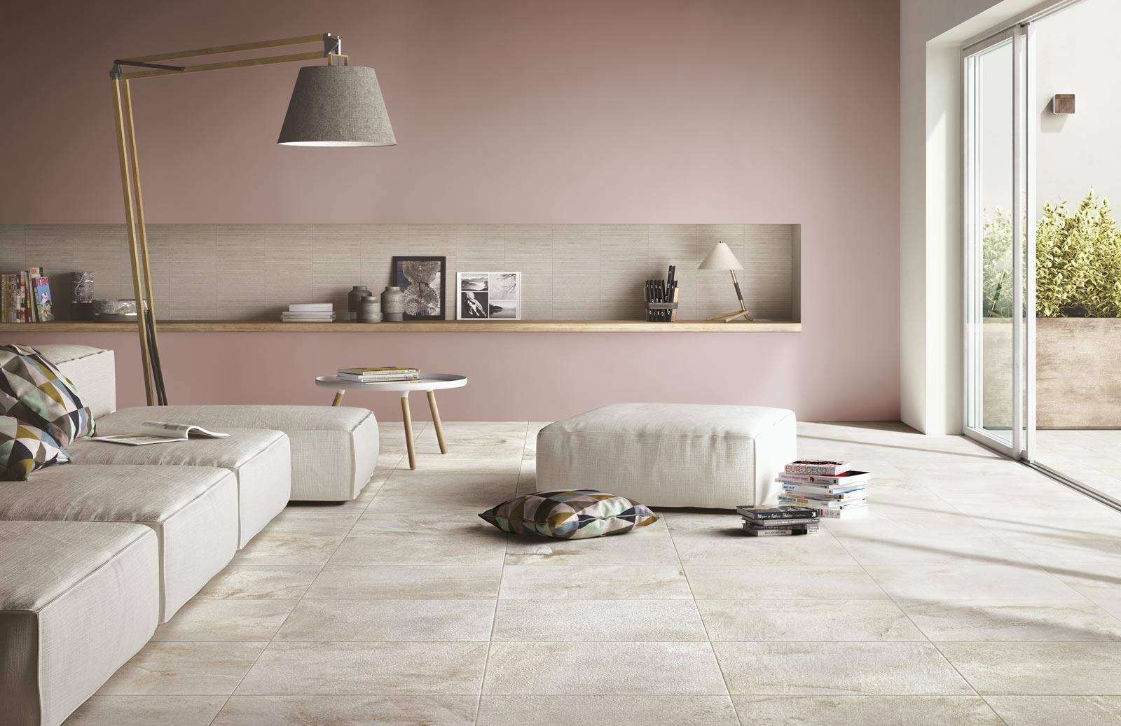piastrelle effetto pietra : Piastrelle Effetto Pietra: per interni ed esterni Ragno