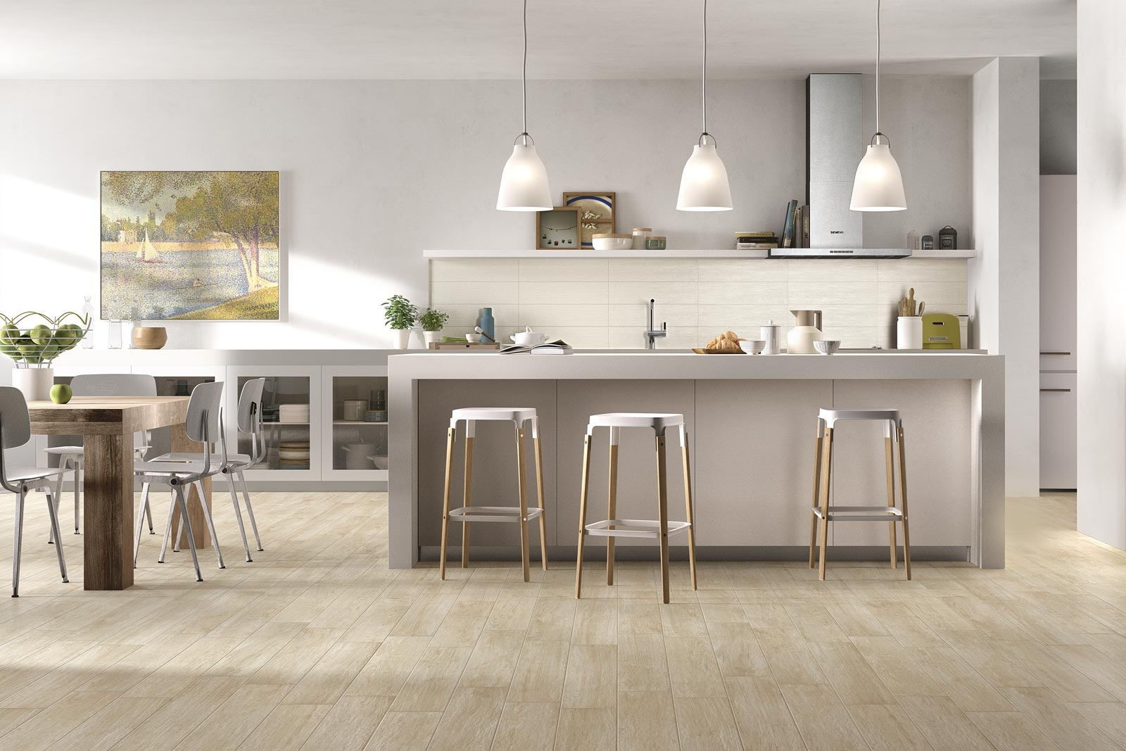 Cucina gialla colore parete cucina rovere grigio sokolvineyard