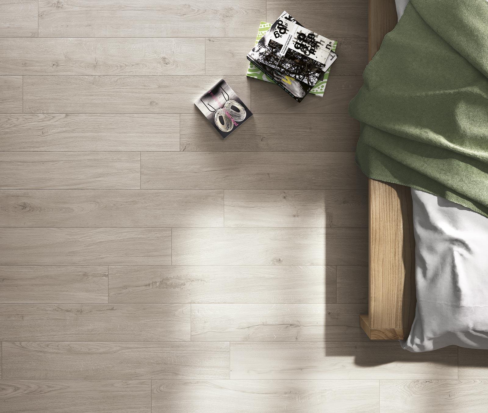 Collezione Woodpassion: Gres porcellanato effetto legno : Ragno